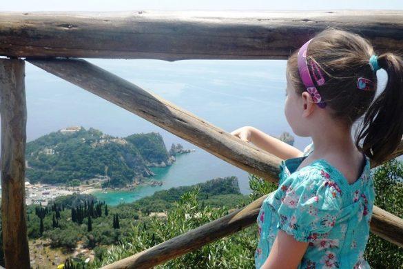 Bella Vista op Corfu