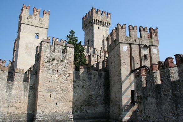 Rocca Scaligero in Sirmione