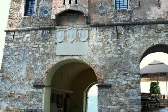 Motovun in Istrie in foto's