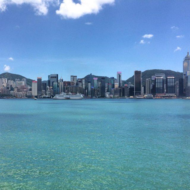 Hong Kong today sunny and hot Very hot hongkong hongkongcityhellip