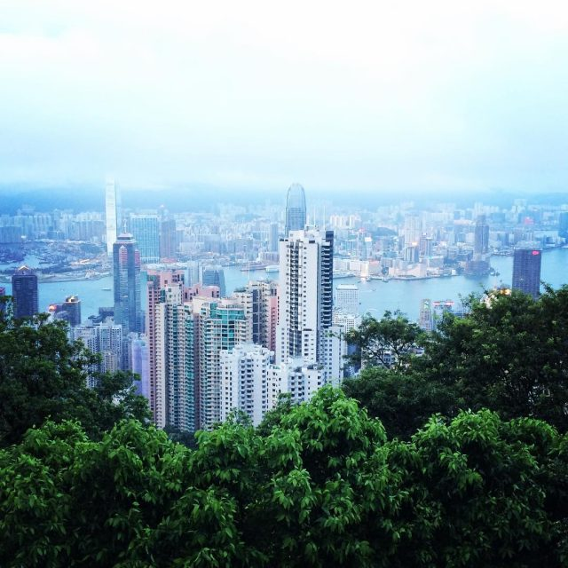 Last summer we had a stopover in Hong Kong Ofhellip