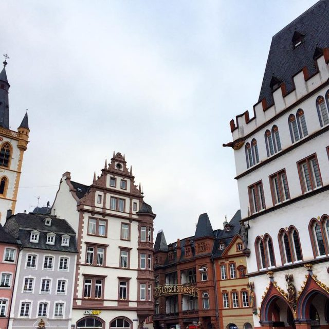 Last week we visited the lovely city of Trier Germanyhellip