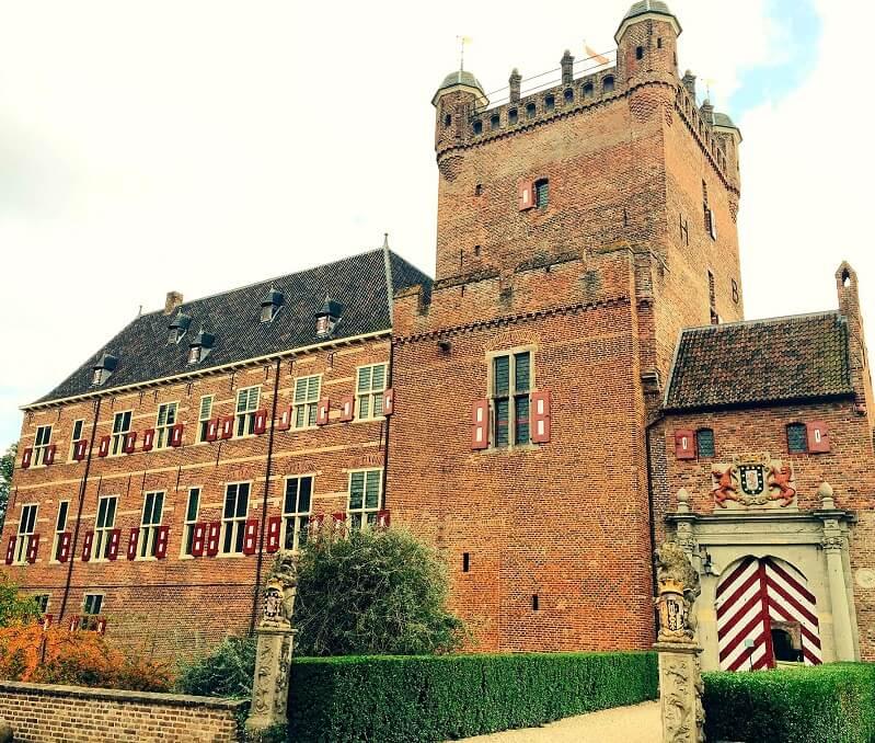 Ridders en prinsessen in Kasteel Huis Bergh   Is het nog ver?