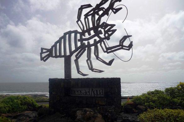 Cesar Manrique op Lanzarote