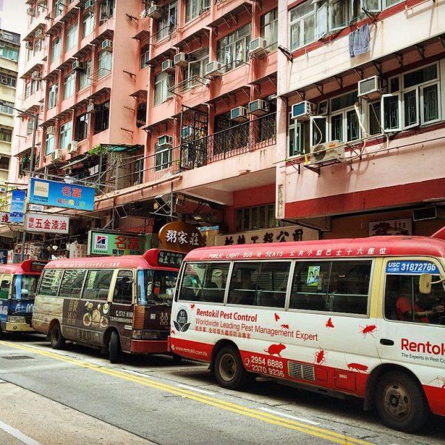 Colourful Kowloon in Hong Kong hongkong hongkonglife discoverhongkong streetsofhongkong streetlifehellip