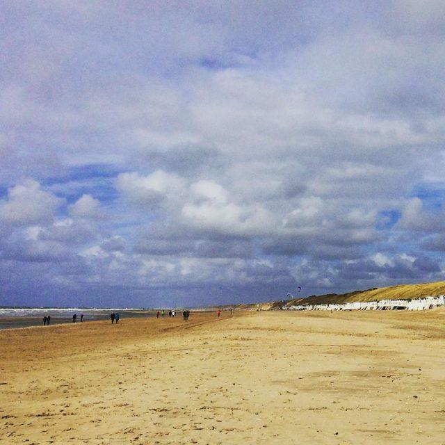 The beach  Wijk aan Zee last weekend wijkaanzee strandhellip