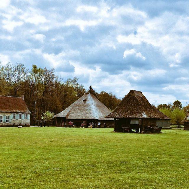 A walk through the past in open air museum Bokrijkhellip