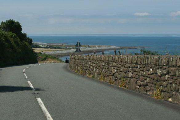 Onderweg in Wales
