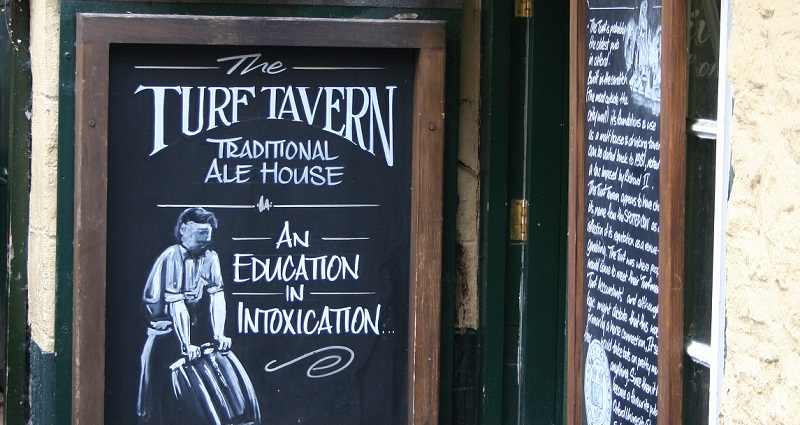 Tavern in Oxford