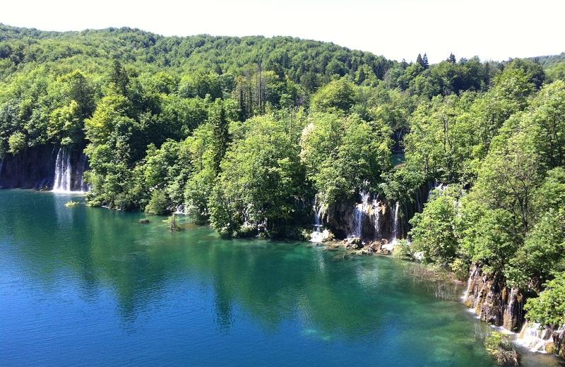 Watervallen Plitvicemeren