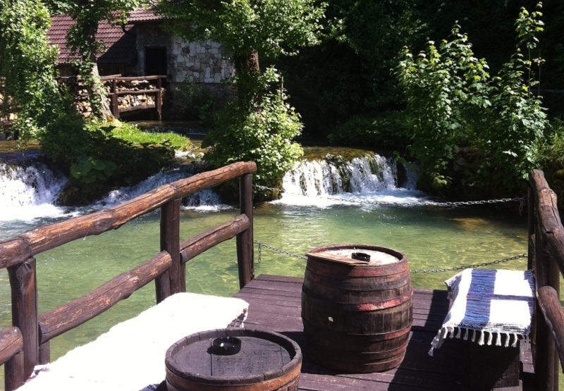Restaurant Petro in Rastoke