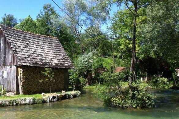 Rastoke, Kroatie
