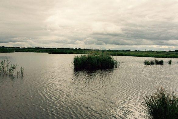 Leekstermeer in Drenthe