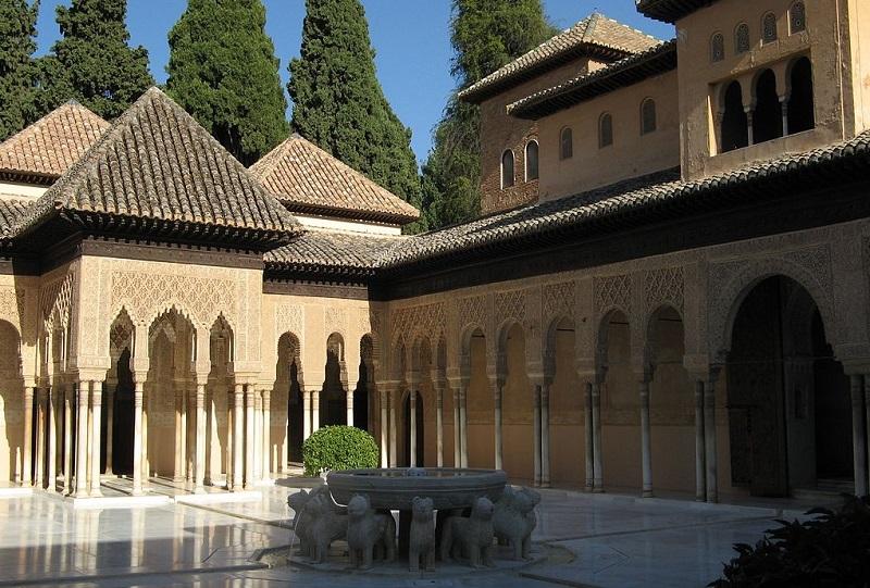 De Alhambra in Granada