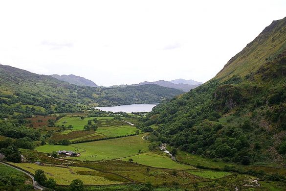 Bergen in Snowdonia National Park