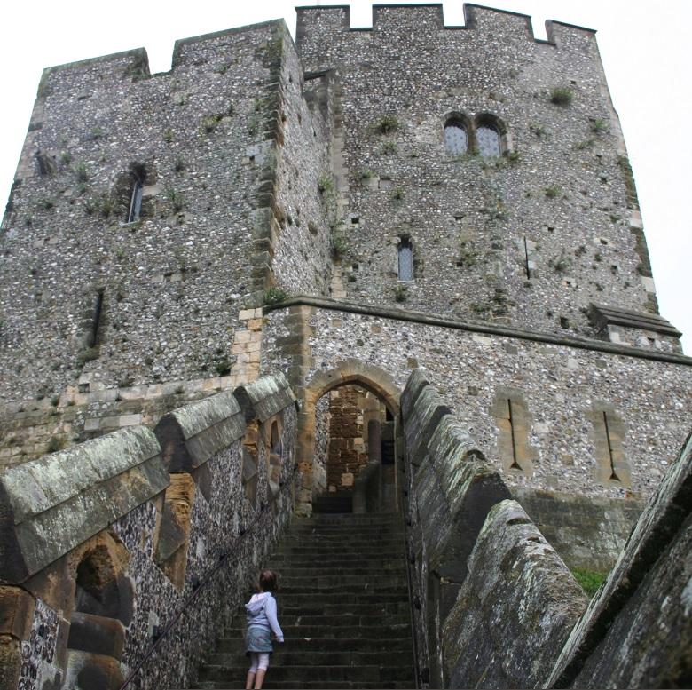 Arundel Castle in Engeland