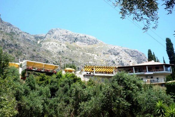 Barbati op Corfu