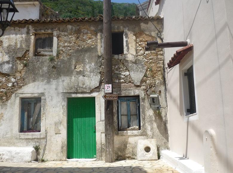 Bergdoprpje, Corfu