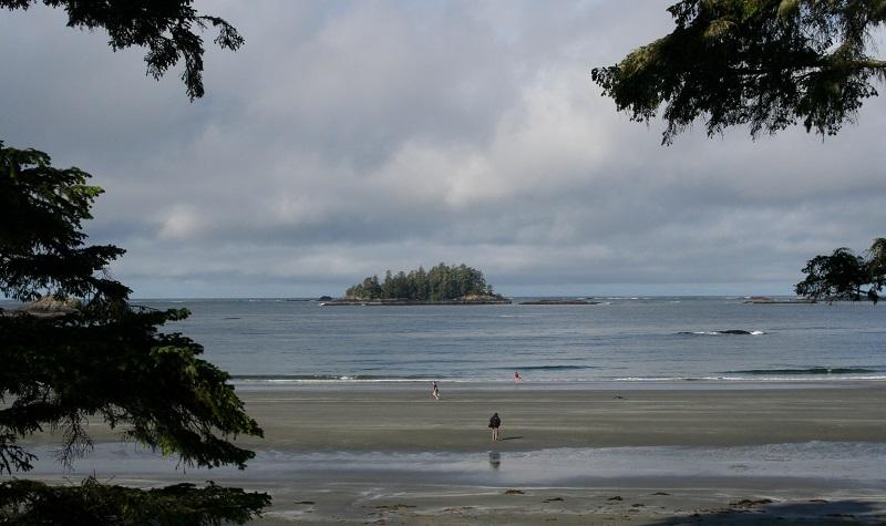 Tofino op Vancouver Island
