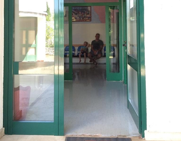 Ziekenhuis in Umag