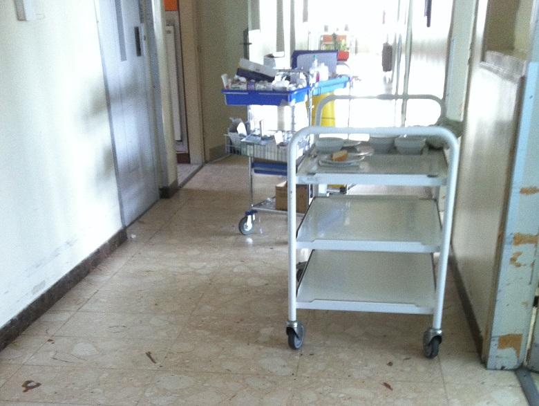 Ziekenhuis in Karlovac