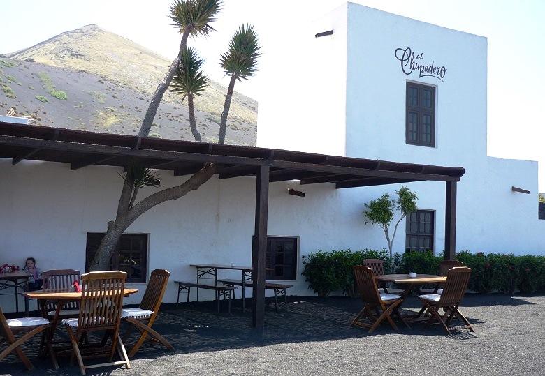 Bodega El Chupadero op Lanzarote