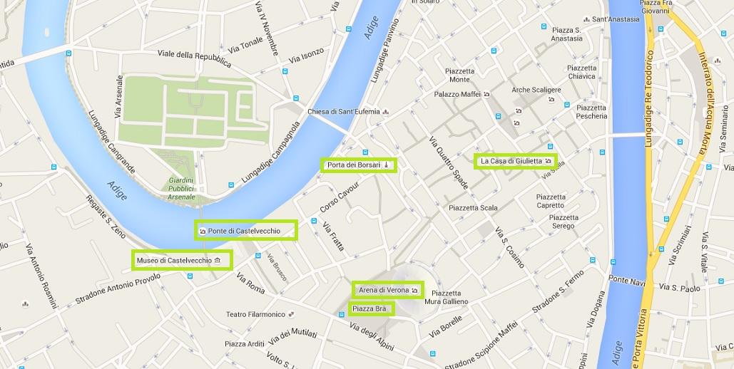 kaartje Verona