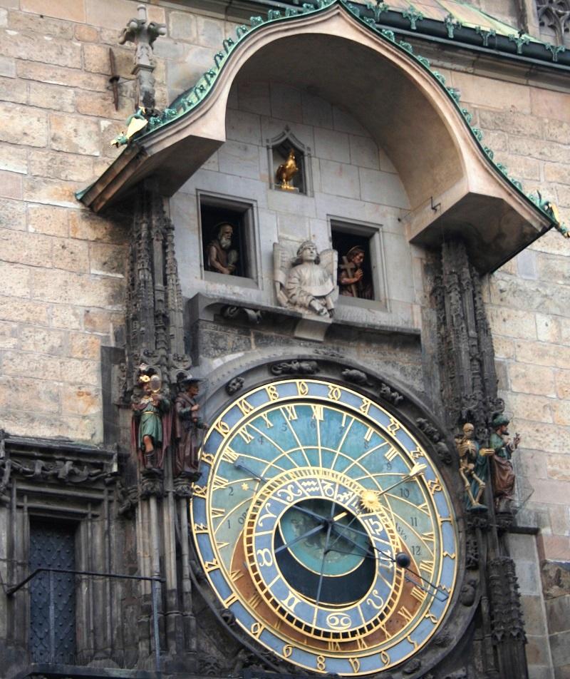 Stedentrip Praag, de Astronomische Klok
