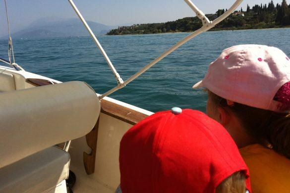 Wat te doen bij het Gardameer met kinderen