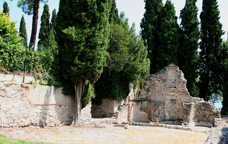 Ruines in Sirmione