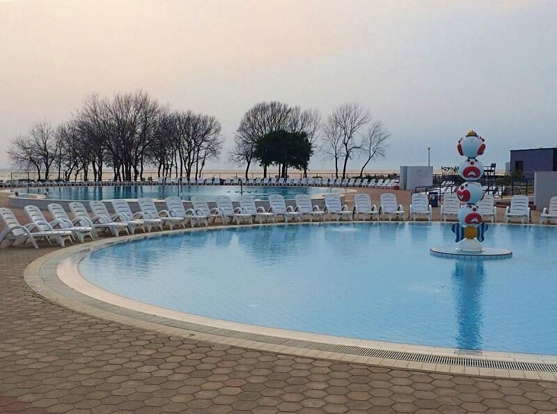 Sol Katoro zwembad