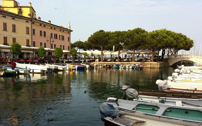 Desenzano aan het Gardameer