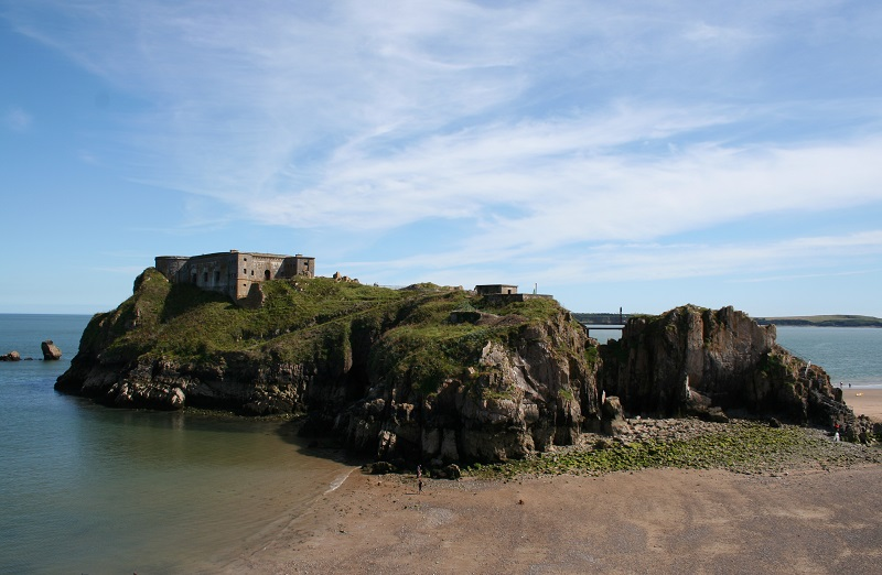 St. Catherine's Island in Tenby