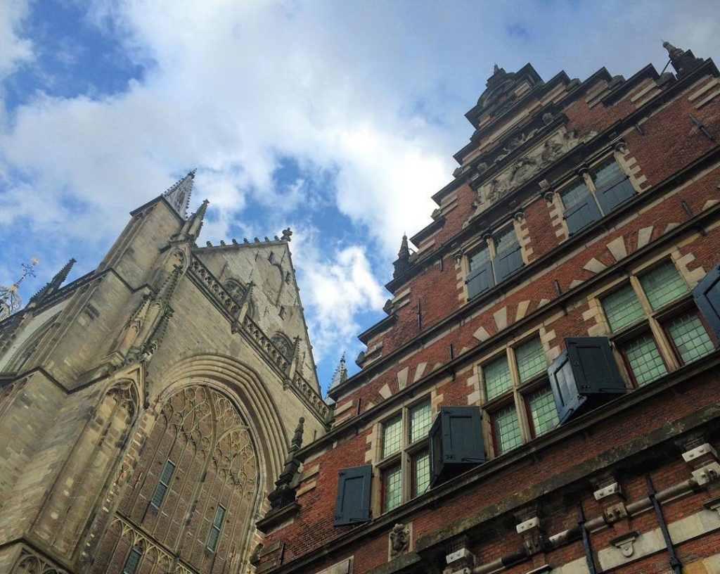 reisfoto's van 2016 Haarlem
