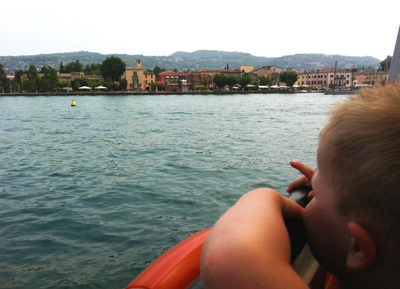 Top 5 Gardameer met kinderen