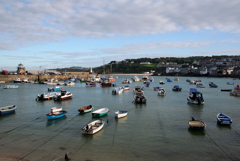 St. Ives in Zuidwest-Cornwall