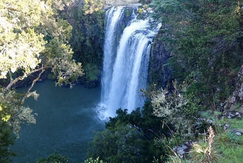 Rondje Northland, Whangarei Falls