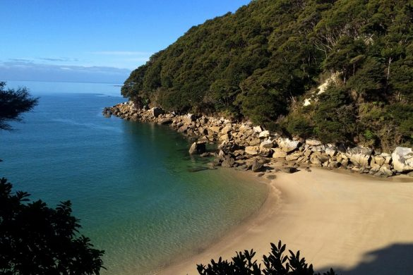 Abel Tasman Park, Medlands Beach, New Zealand