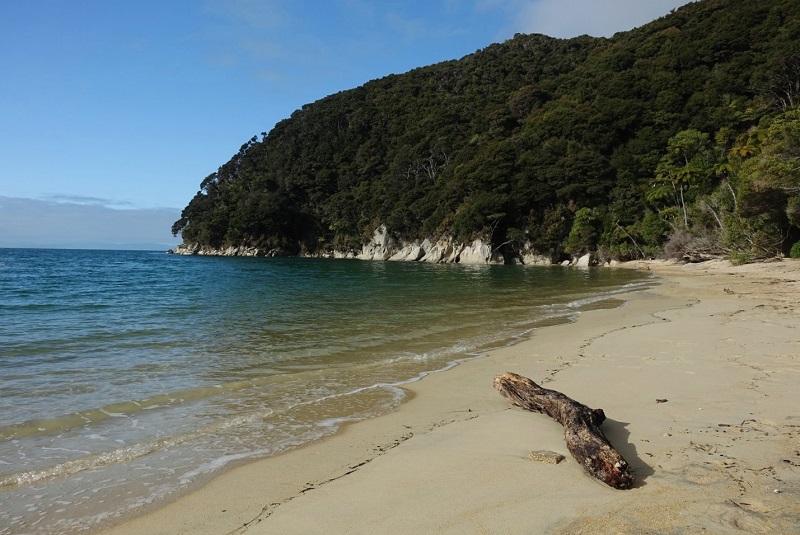 Abel Tasman Park, Nieuw-Zeeland