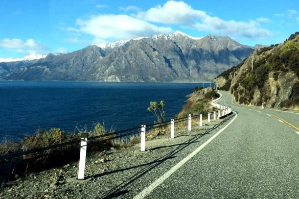 wegen in Nieuw-Zeeland