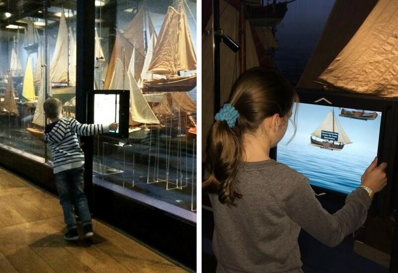 Scheepvaartmuseum met kinderen