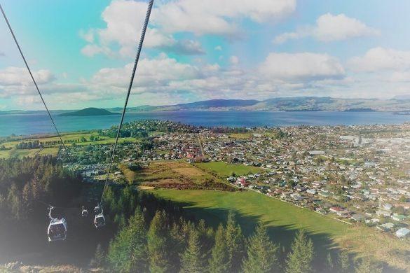 actie in Rotorua