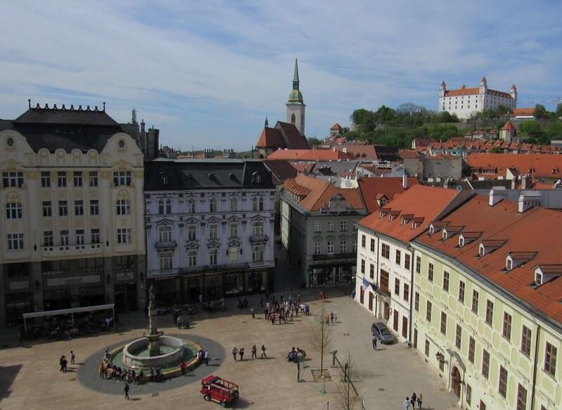 Originele stedentrips, Bratislava