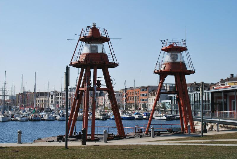 originele stedentrips Duinkerke