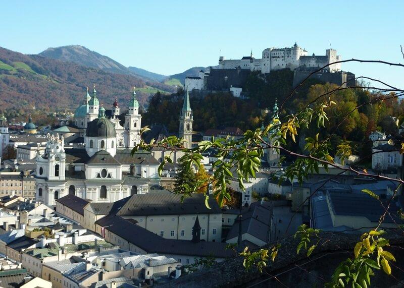 originele stedentrips Salzburg