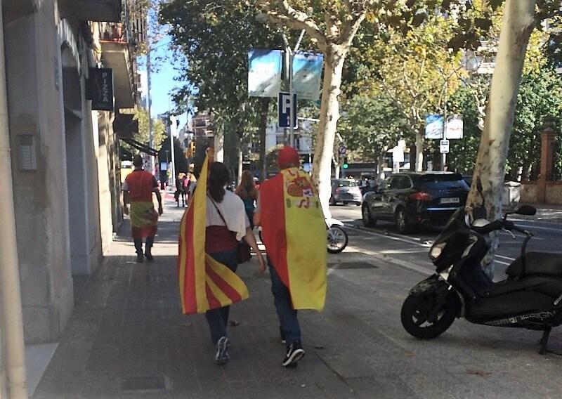 Barcelona en de Catalaanse onafhankelijkheid