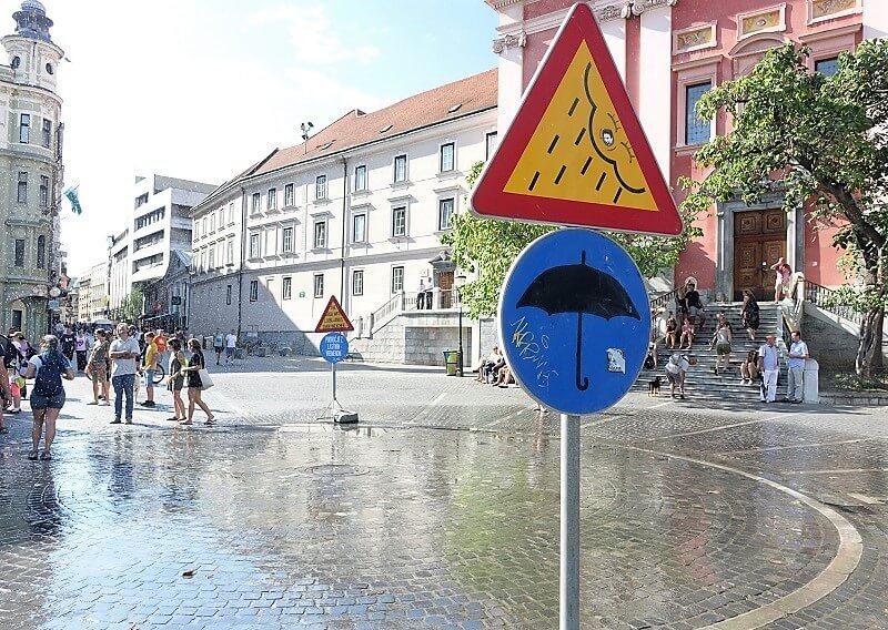 Ljubljana met kinderen