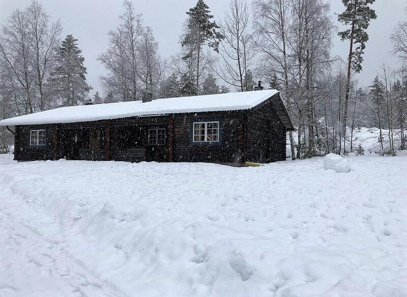 wintervakantie in Zweden