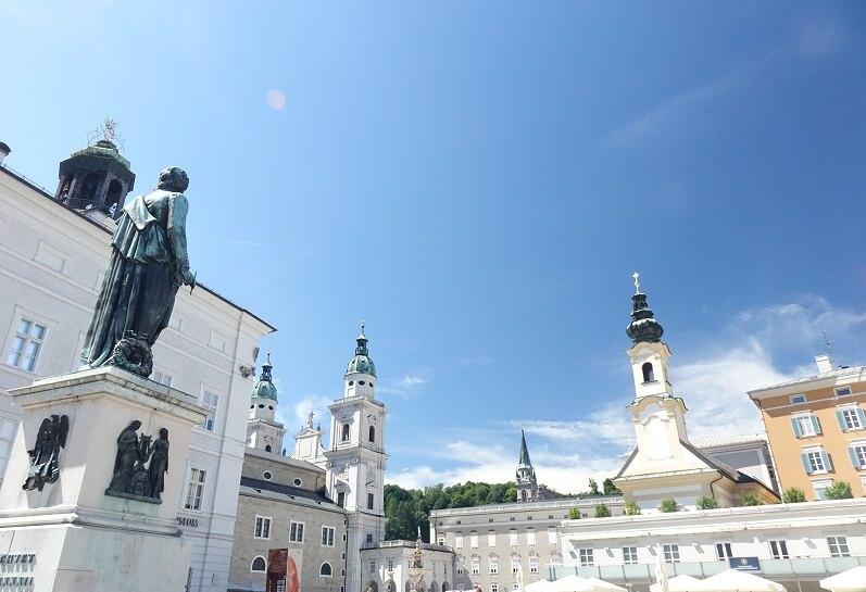 Salzburg met kinderen