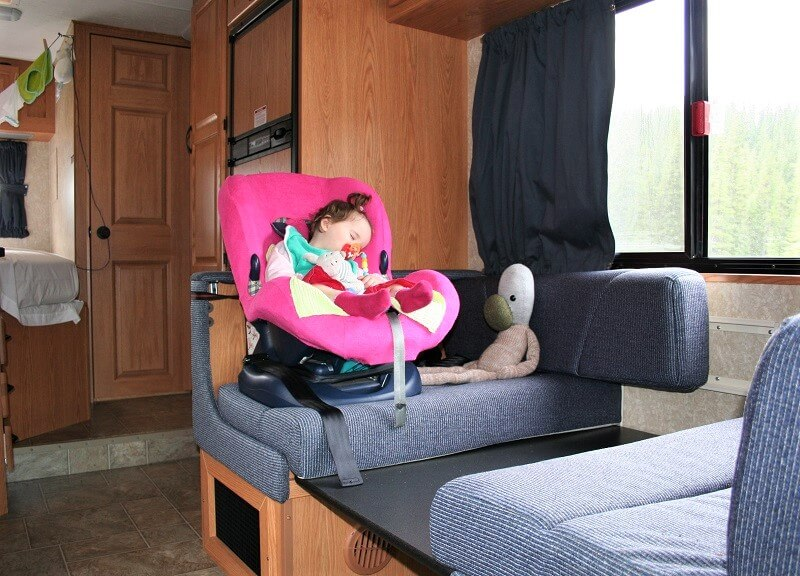 reizen met een camper